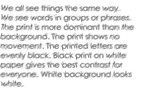 I am dyslexic – Matthew Sag